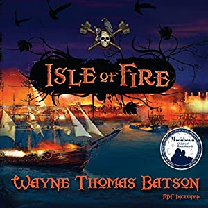Isle of Fire Audiobook