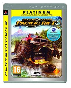 Motor Storm : Pacific Rift - platinum