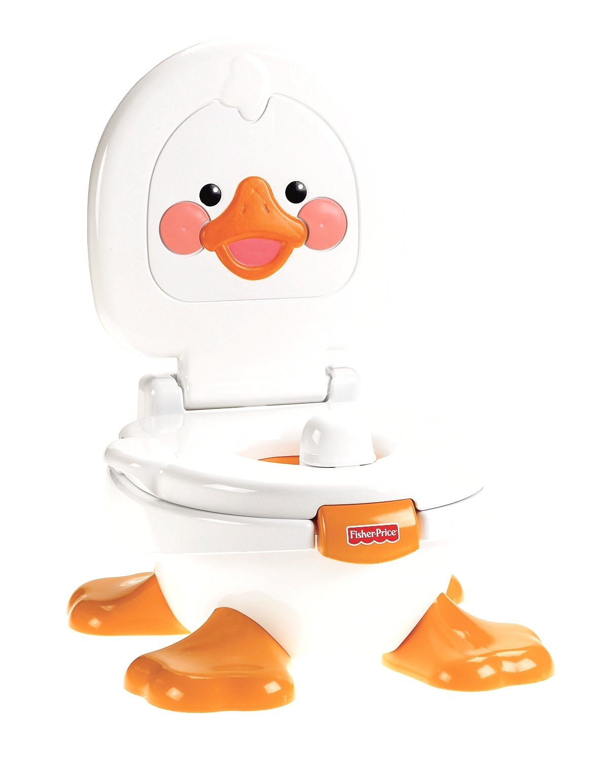 Potty Ducky Fun 3 1 Fisher Price New Training Chair Toilet