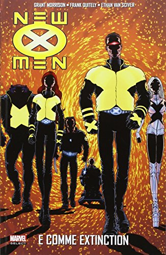 New X-Men (1) : E comme extinction