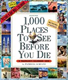 1,000 Places to See Before You Die 2016. Wall Calendar (2016 Calendar)