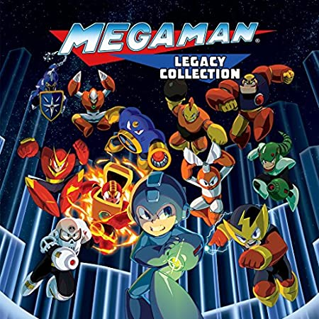 Mega Man Legacy Collection - PS4 [Digital Code]