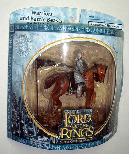 Gondorian Horseman (The Lord of the Rings) - 1