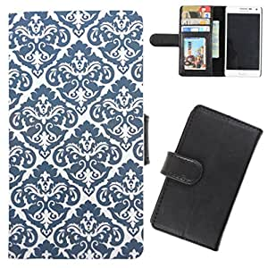 DooDa - For LG L90 PU Leather Designer Fashionable Fancy Flip Case Cover Pouch With Card, ID & Cash Slots And Smooth Inner Velvet With Strong Magnetic Lock