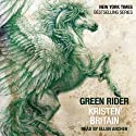 Green Rider (       UNABRIDGED) by Kristen Britain Narrated by Ellen Archer