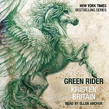 Green Rider | Livre audio Auteur(s) : Kristen Britain Narrateur(s) : Ellen Archer