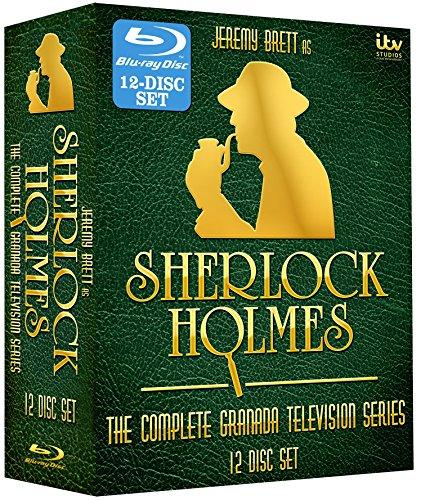 Sherlock Holmes: The Complete Series [Blu-ray]