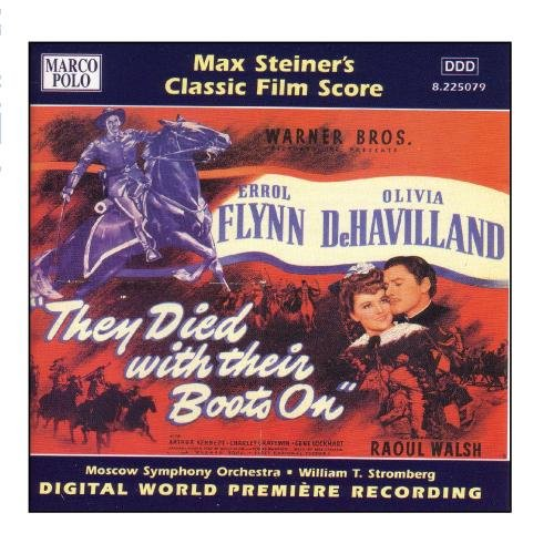 Max Steiner - They Died With Their Boots On - Zortam Music