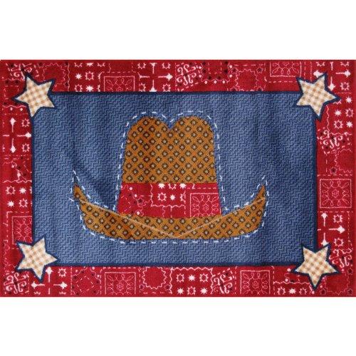Cowboy Hat Area Rug 39