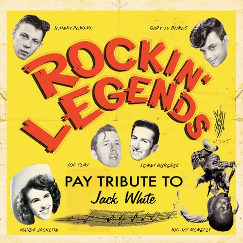 Rockin' Legends Pay Tribute to Jack Whit