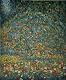Art Reproduction Oil Painting - Klimt Paintings: Apple Tree I - Classic 20