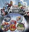 GB eye the Avengers Characters Badge Pack
