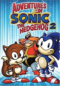 Sonic the Hedgehog Vol. 2