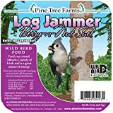 Pine Tree Farms 5003 Log Jammers Berry N Nut Suet Plug Suet 9.4oz. (0.27 kg.)