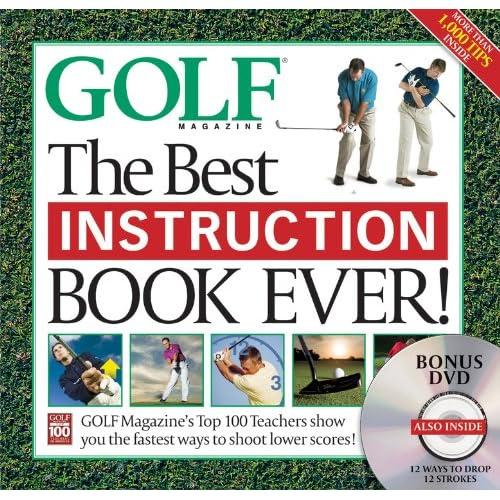 golf instruction books pdf