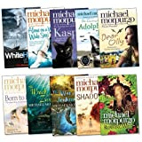 Michael Morpurgo Michael Morpurgo Pack, 10 books, RRP £57.90 (Alone on a Wide Wide Sea; Born To Run; Dear Olly; Kaspar; Running Wild; Shadow; The Amazing Story of Adolphus Tips; The War of Jenkins' Ear; The Wreck of the Zanzibar; White Horse of Zennor).