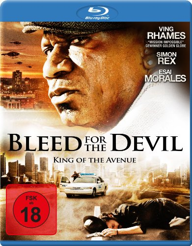 Bleed for the Devil - King of the Avenue [Blu-ray]