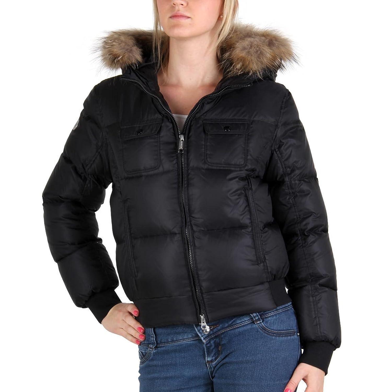 MUSEUM Damen Winter Daunenjacke Polar Black 20691