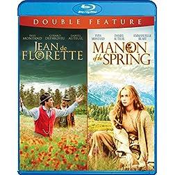 Jean De Florette / Manon Of The Spring [Blu-ray]