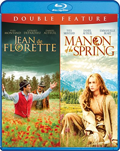 Blu-ray : Jean de Florette / Manon of the Spring (Widescreen, Dubbed, 2 Pack, 2 Disc)