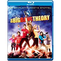 The Big Bang Theory - Die komplette f�nfte Staffel [Blu-ray]