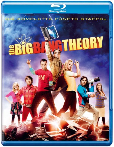 The Big Bang Theory - Die komplette fünfte Staffel [Blu-ray]