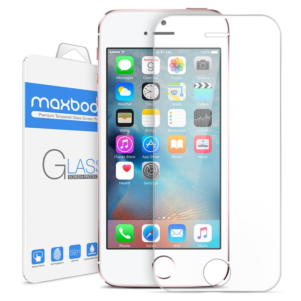 Maxboost Tempered Glass