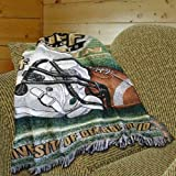 "UCF Knights 48"" x 60""Jacquard Woven Blanket Throw"