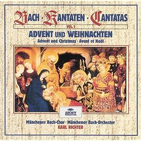 Bach, J.S.: Advent and Christmas (Vol. 1)