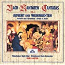 Bach, J.S.: Advent and Christmas (Vol. 1) (4 CD's)
