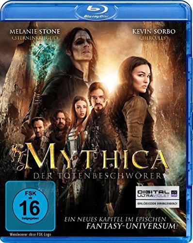 Mythica - Der Totenbeschwörer [Blu-ray]
