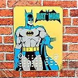 DC Comics everlasting calendar - Batman