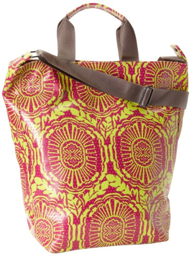 Echo Design Women's Medallion NorthSouth Tote, Hot Viola, One Size Picture