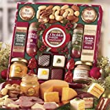 The Swiss Colony Holiday High Notes Food Gift