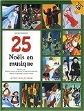 25 Noëls en musique