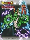 稲垣服飾 ドラゴンボールスーパー ビッグシールワッペン 神龍 シール・アイロン接着 両用 DBS018