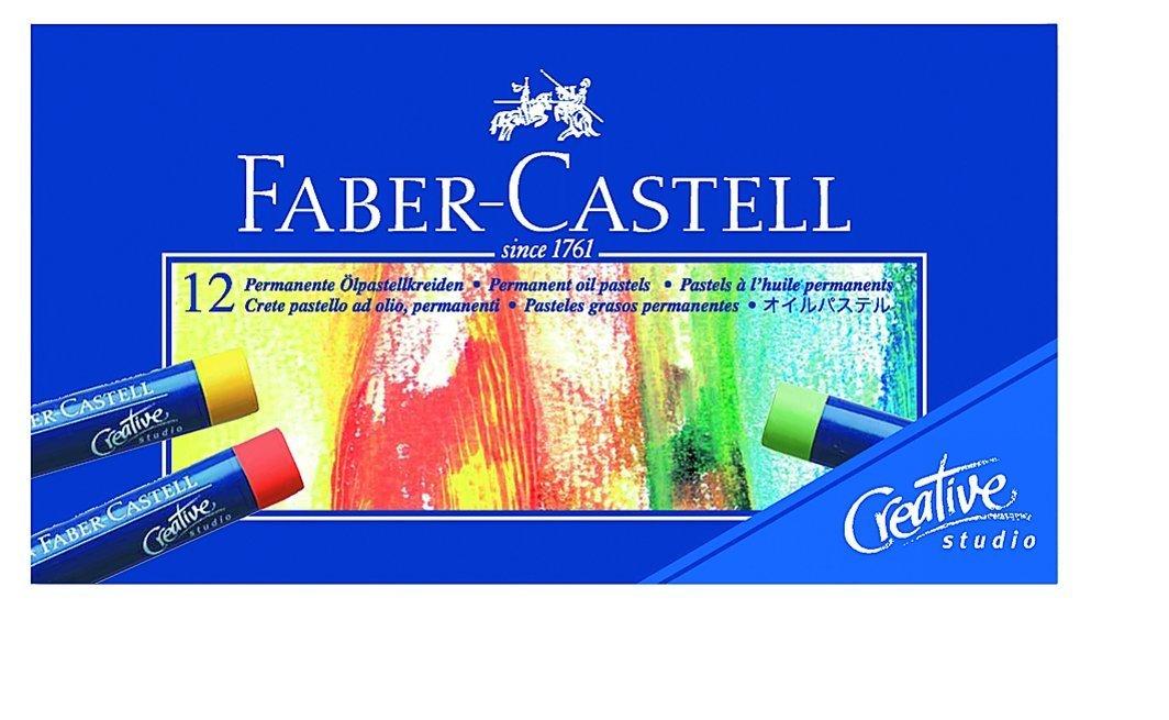 Estuche de pinturas pastel de distintos colores
