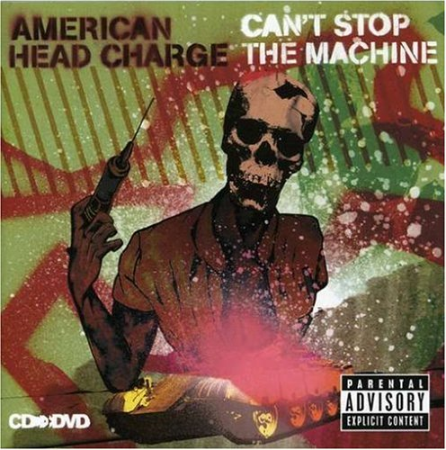 Can't Stop the Machine + DVD