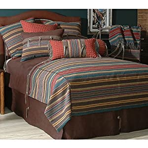 algonquin faux leather bedskirt bed