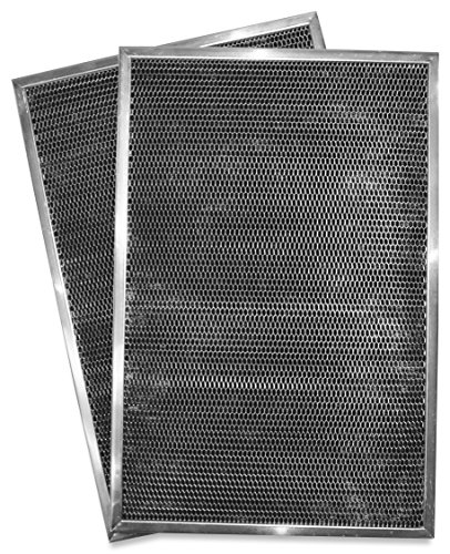 Whirlpool W10386873 Range Hood Replacement Charcoal Filter. 2-Pack (Whirlpool Range Hood compare prices)