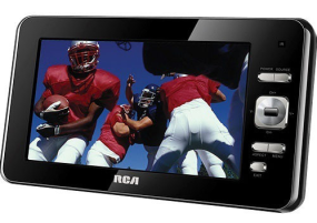 RCA- 7-inch Portable LED Digital ATSC TV