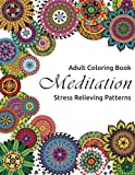 Stress Relieving Patterns: Adult coloring book