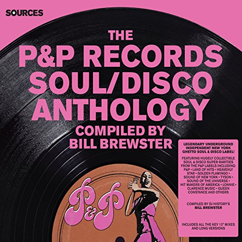 VA-The P and P Records Soul-Disco Anthology Compiled By Bill Brewster-(HURTXCD 137)-3CD-FLAC-2015-WRE Download
