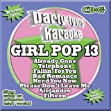 Party Tyme Karaoke: Girl Pop 13