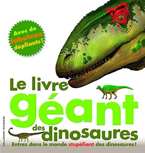 Le-livre-gant-des-dinosaures