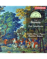 "Stamitz, C.: Symphonies in F Major / C Major / G Major / D Major, ""La Chasse"""