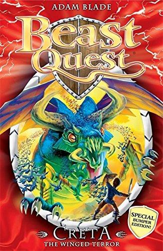 Special 5: Creta the Winged Terror (Beast Quest)
