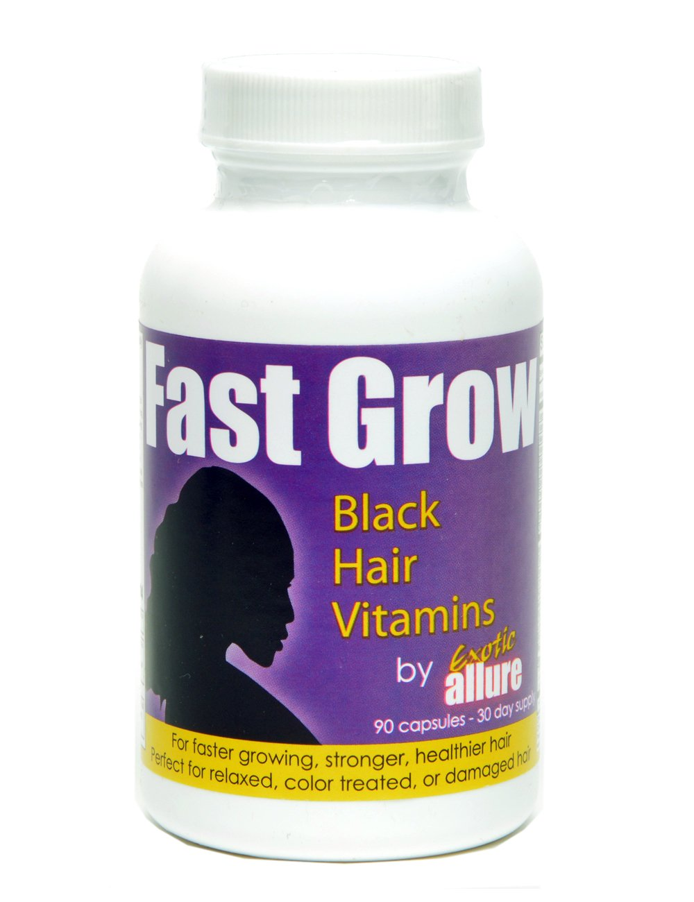 Fast Grow Ethnic Hair Growth