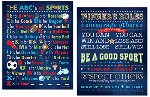 Popular ABC's Of Sports and