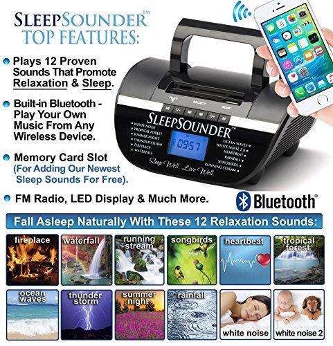 sleep sound machine free